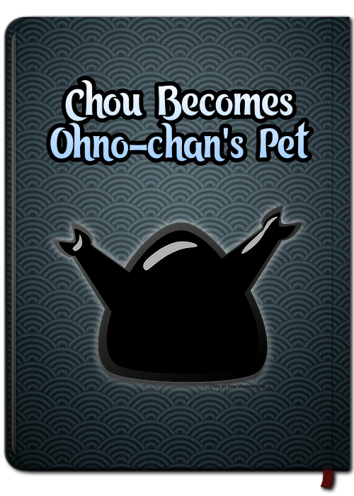 Chou becomes Ohno-chan's pet